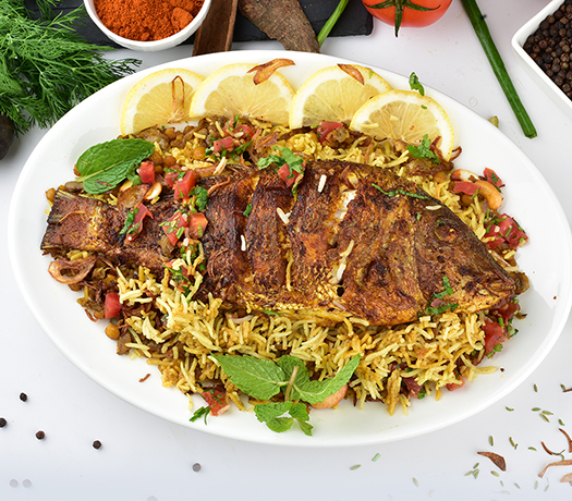 مجبوس لسمك MACHBOUS FISH