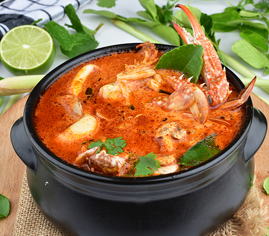 شوربة تميم - TOM YUM SOUP