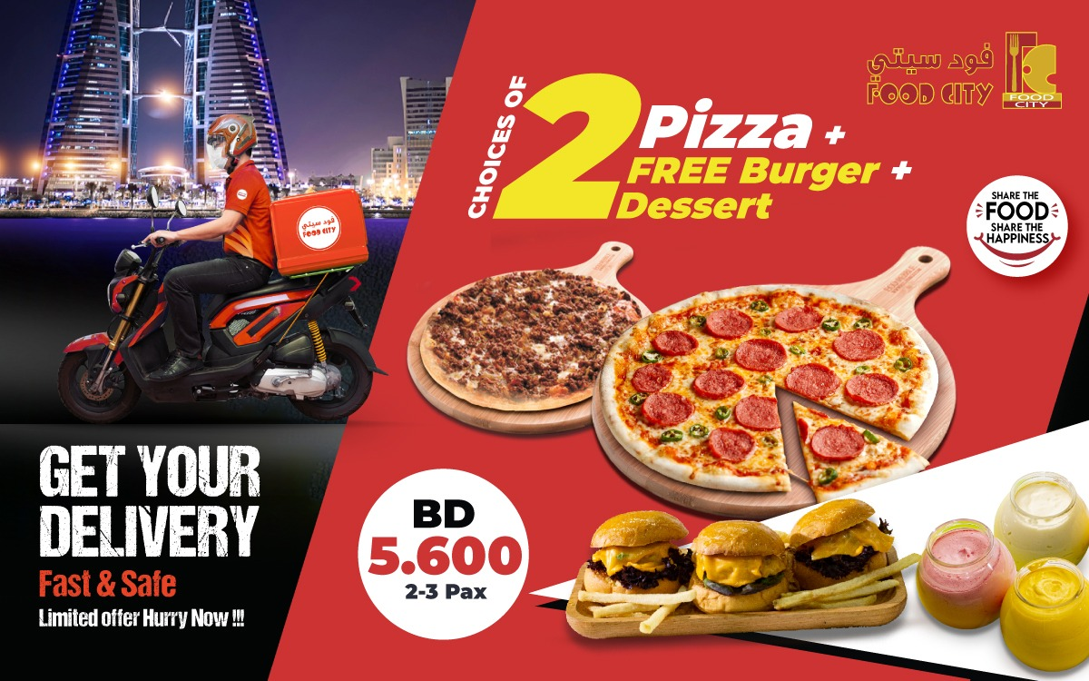 DELIVERY DEALS @HOME II